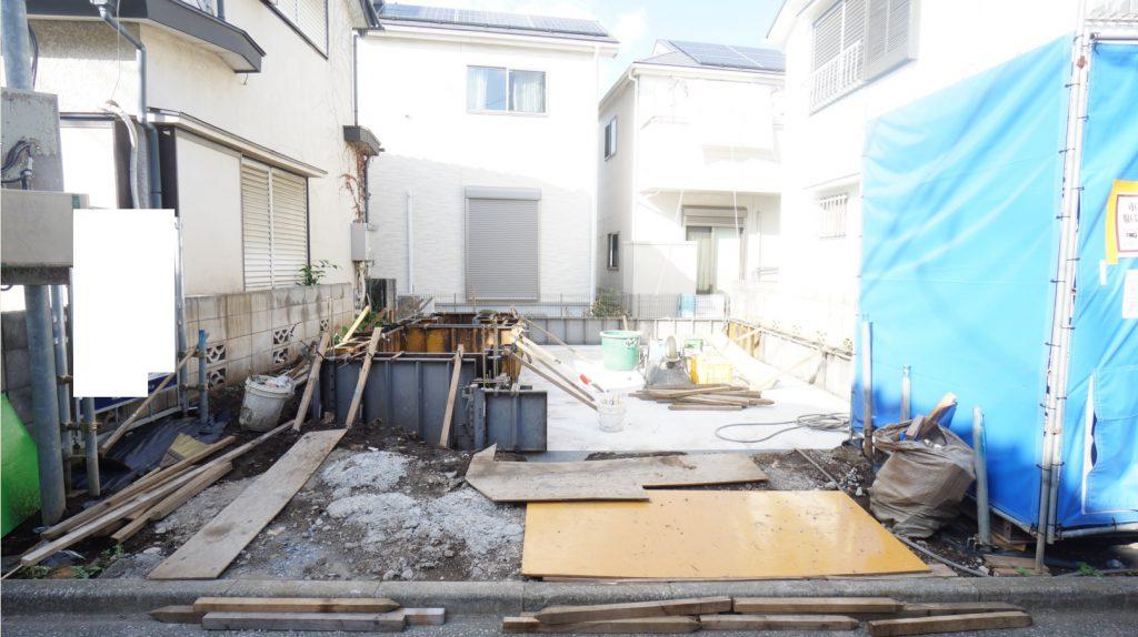 ★新着★ 練馬区大泉町2丁目 新築戸建 <ガレージハウス>